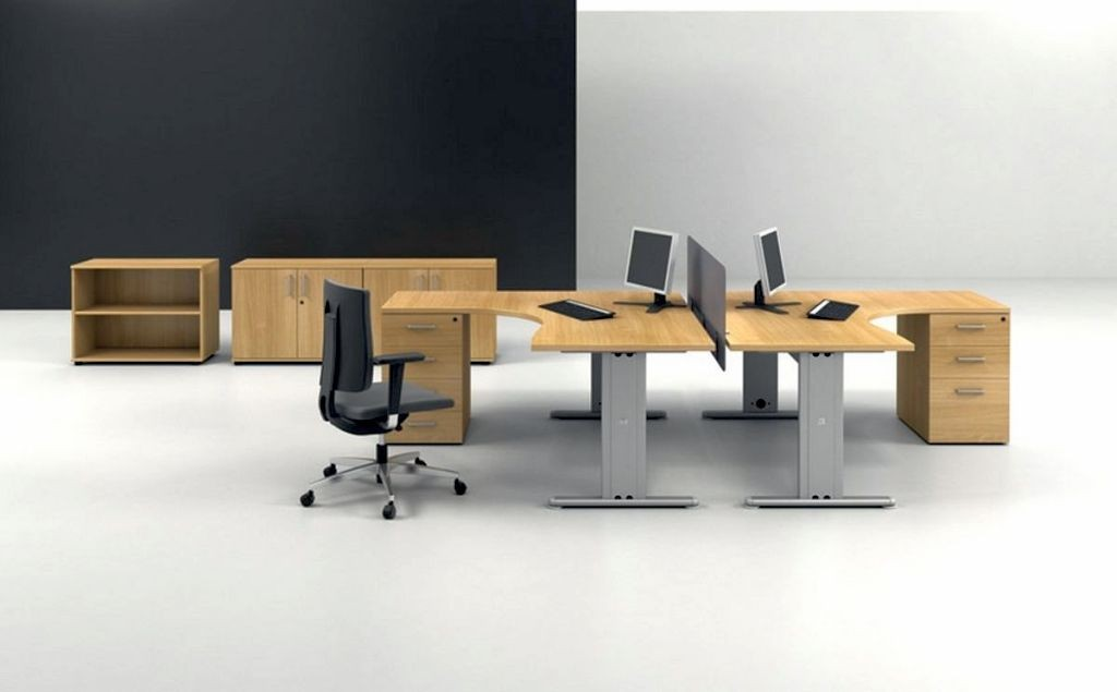 20 modern minimalist office furniture designs for Modern minimalist office design