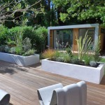 modern deck design that great for backyard