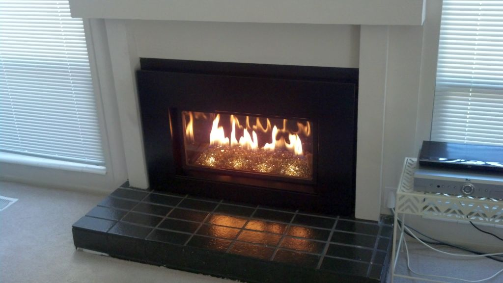 Electric Fireplace small electric fireplace insert : Electric Log Inserts For Existing Fireplaces | Show Home Design