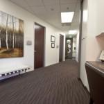 modern hallway decorating ideas for office