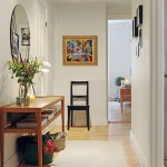 modern hallway decorating ideas for small hallway