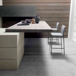 modern kitchen tables for small spaces attached to the kitchen