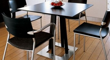 modern kitchen tables for small spaces for small apartment