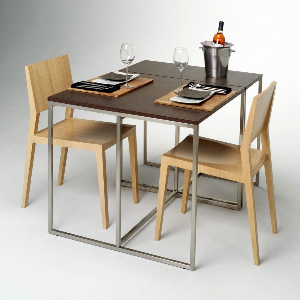 20 minimalist modern kitchen tables for small spaces - Kitchen tables for small kitchens ...