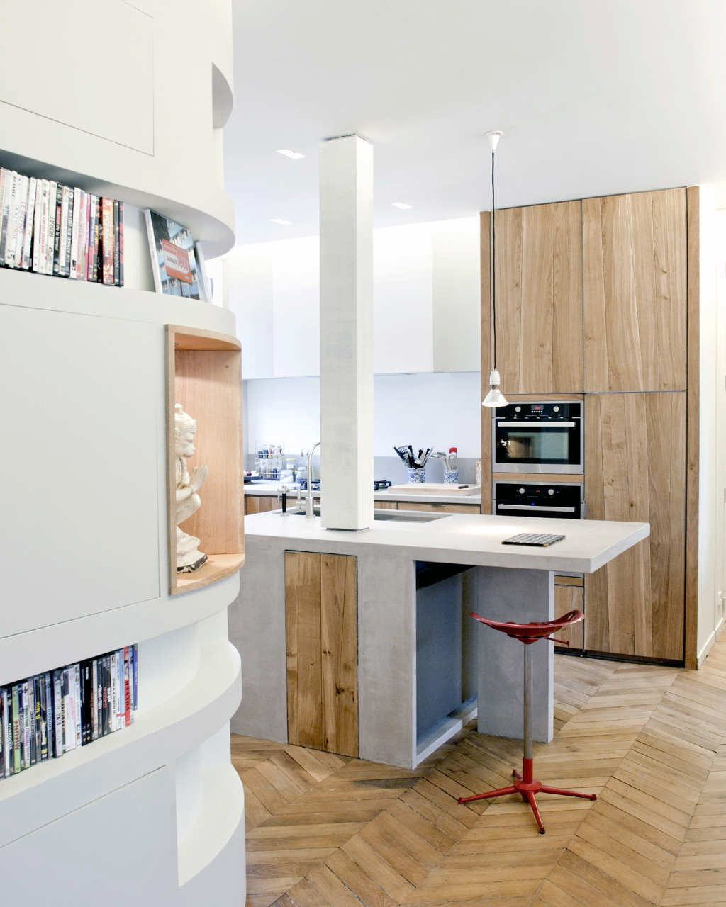 Modern Small Kitchen Design: 20 Minimalist Modern Kitchen Tables For Small Spaces