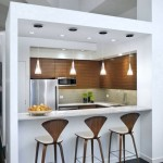 modern kitchen tables for small spaces that also work as separator