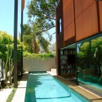 modern lap pool designs