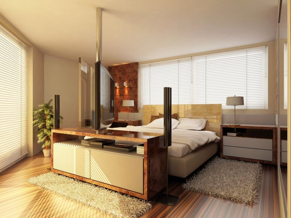 20 Lofty Modern Men Bedroom Designs for Young Executives