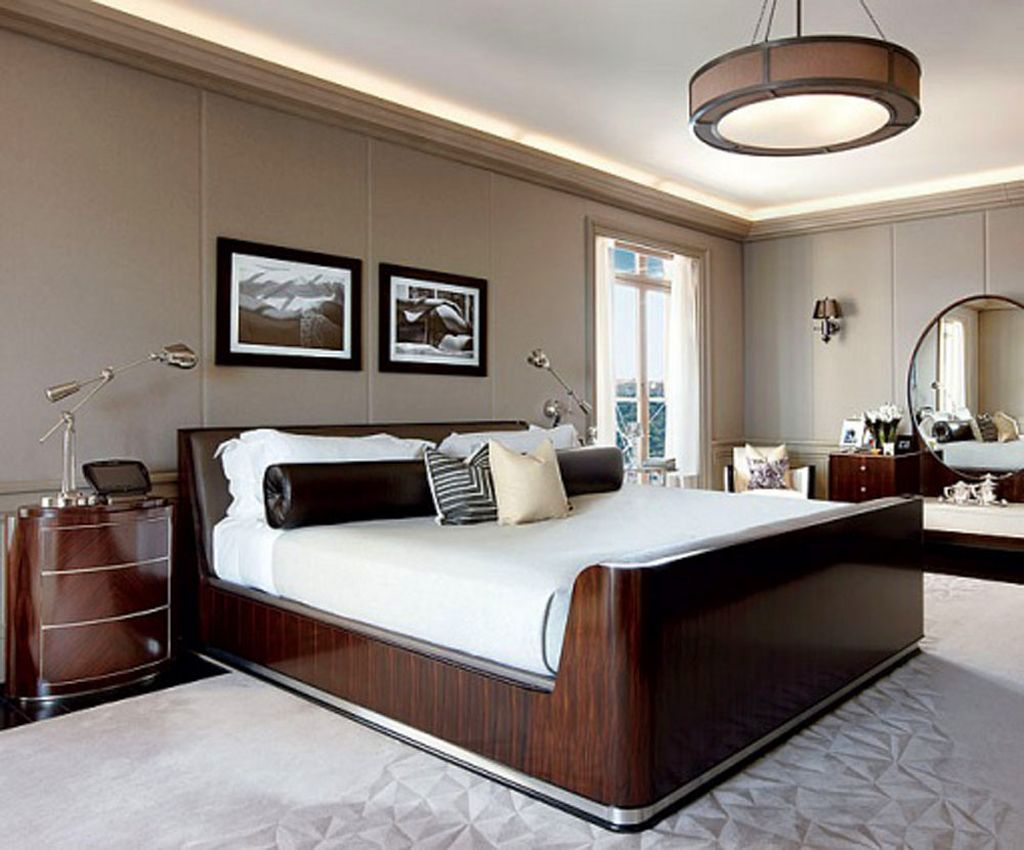 20 lofty modern men bedroom designs for young executives Cool mens bedroom
