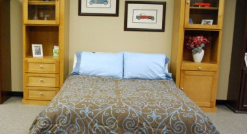modern murphy bed design ideas for small rooms