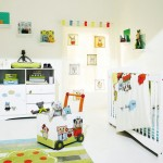 modern nursery room design ideas for baby boy