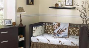 modern nursery room design ideas for small space