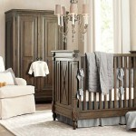 modern nursery room design ideas in classic colors