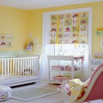 modern nursery room design ideas in pastels