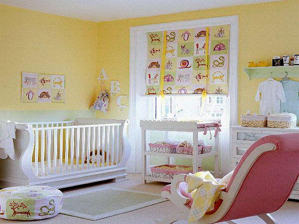 20 astonishing modern nursery room design ideas