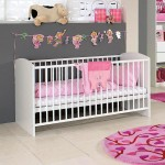 modern nursery room design ideas with plush pink rug