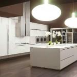 modern painted floors inspiration for sleek contemporary kitchen design