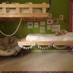 modern papasan chair for small room