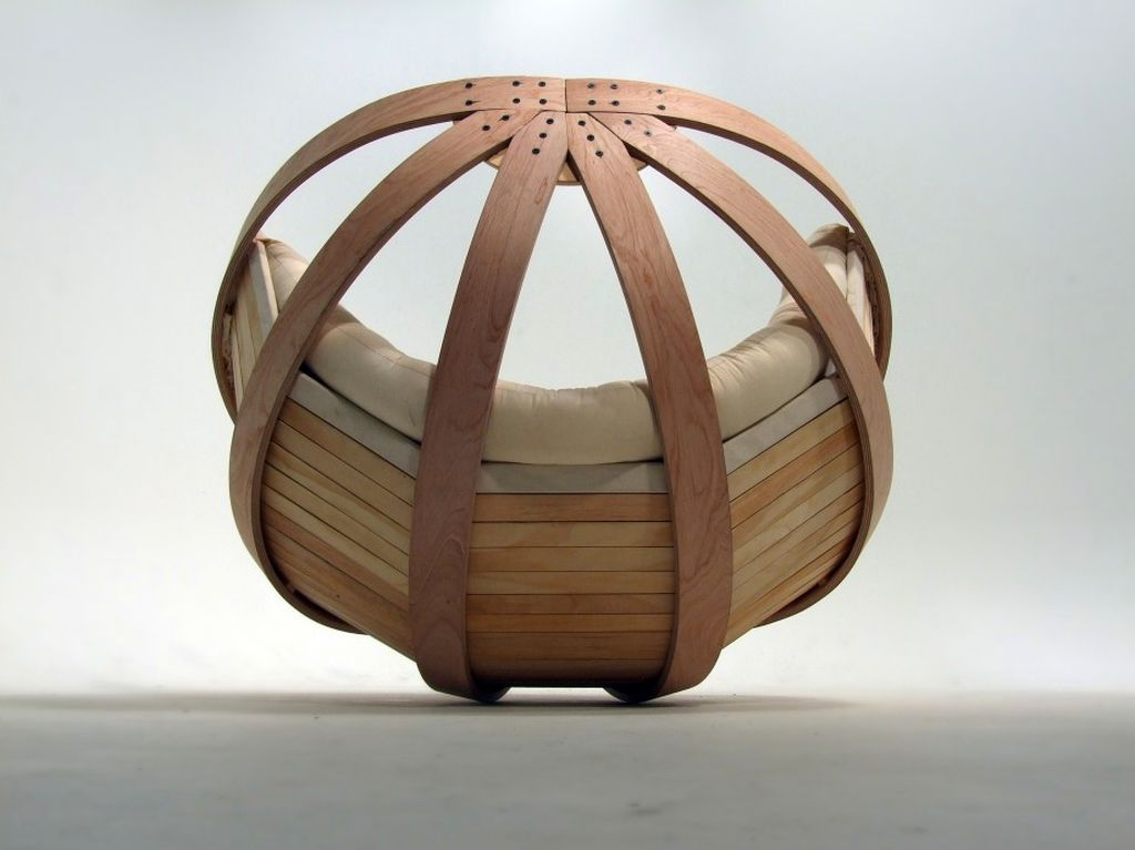 Attirant Gallery For Modern Papasan Chair Designs