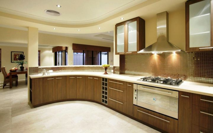 modular kitchen designs L shaped kitchen