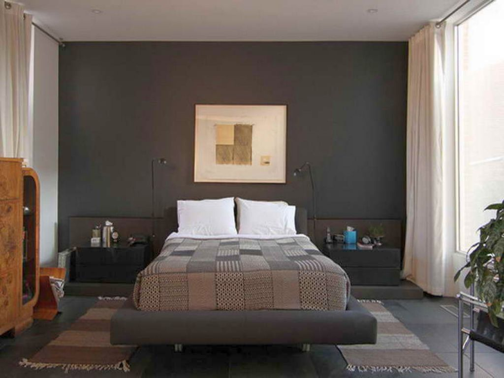 Monochrome relaxing paint colors for bedrooms - Relaxing colors for bedrooms ...