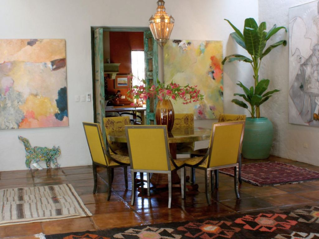 Gallery For Multi Colored Dining Chairs