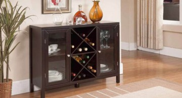 multipurpose low shelf small entry table ideas