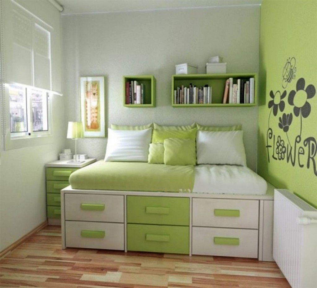 So, What Do You Think About Murphy Bed Design Ideas For Small Rooms Green  And White Toned Room For Girls Above? Itu0027s Amazing, Right? Just So You  Know, ...