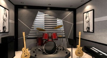 music room designs for small rooms