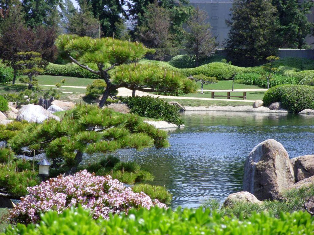 marvelous rock gardens landscaping designs | natural landscaping designs with big rocks