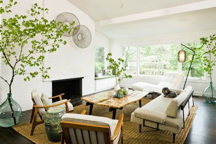 So, What Do You Think About Nature Themed Zen Living Room Ideas Above? Itu0027s  Amazing, Right? Just So You Know, That Photo Is Only One Of 19 Serene Zen  Living ...