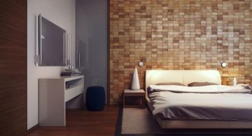nice texture bedroom wall panel design ideas