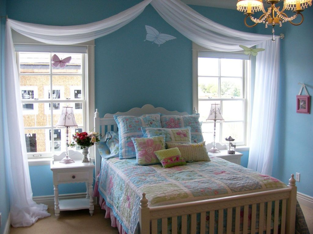20 Adorable Pastel-Colored Room Designs