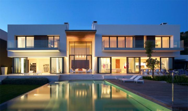 picturesque mansion amazing modern homes