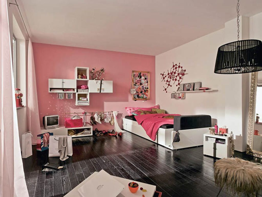 pink and black bedroom decor. hot pink zebra room ideas. full size