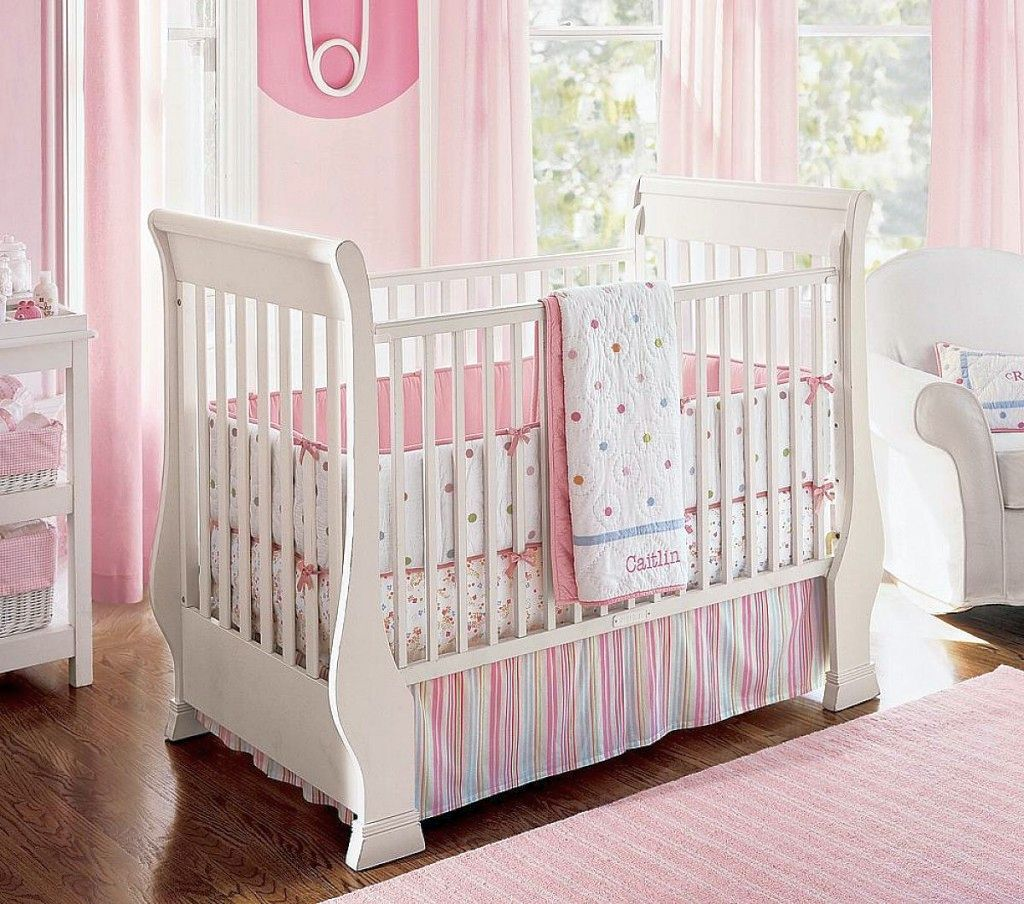 15 Pink Nursery Room Design Ideas For Baby Girls: 20 Cutest Themes For Pink Baby Room Ideas