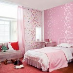 pink bricks kids rooms paint ideas