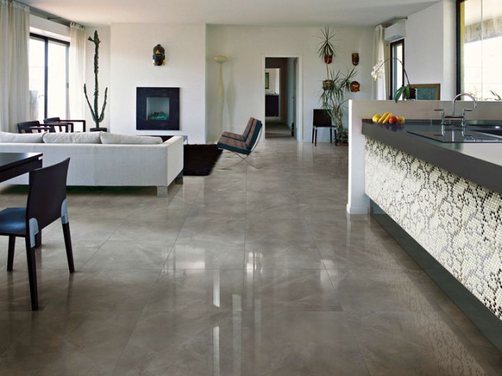 Tile Living Room Floors Amazing Design Sicadinccom