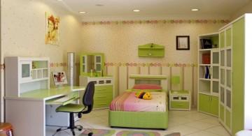 polkadot paint kids rooms paint ideas