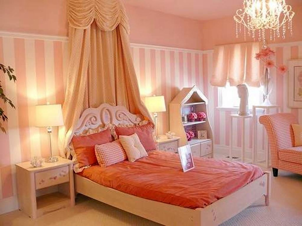 Gallery For Pretty Girl Bedrooms