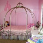 princess style cute girls bedroom ideas