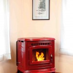 retro looking freestanding fireplaces designs