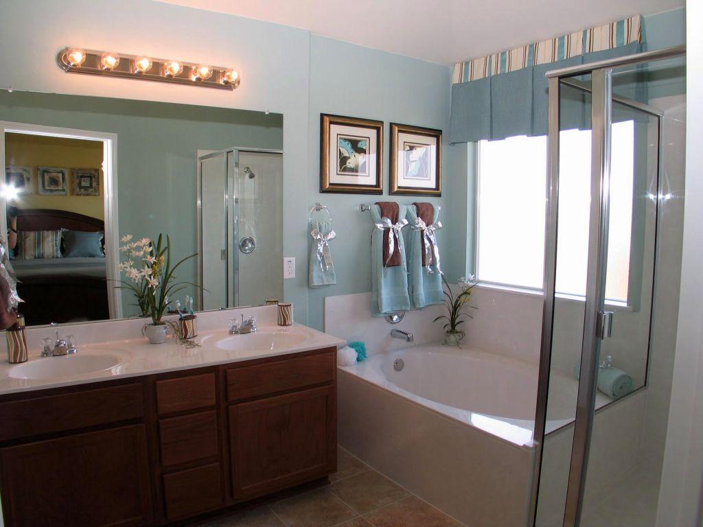 Gallery For Master Bathroom Lighting Ideas