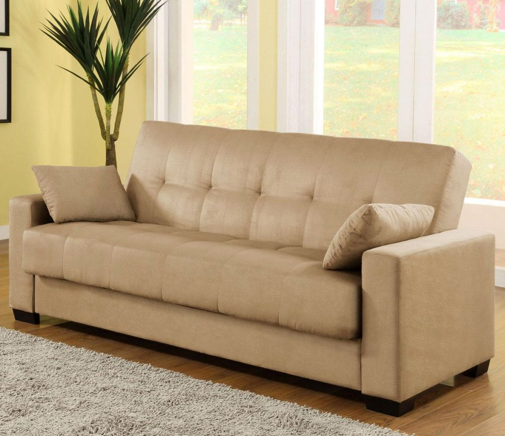 20 stylish small sofa bed designs for small rooms for Sofa bed 91762