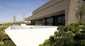 rooftop balcony amazing modern homes