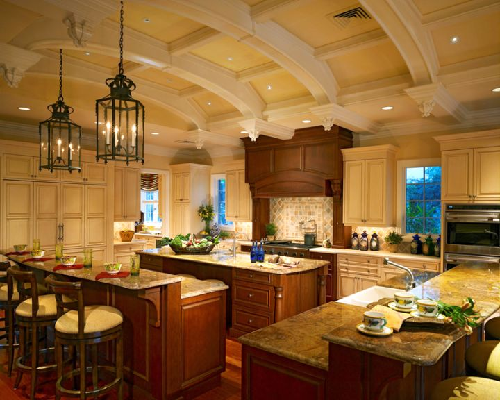 Ceiling Lighting Ideas For Kitchens