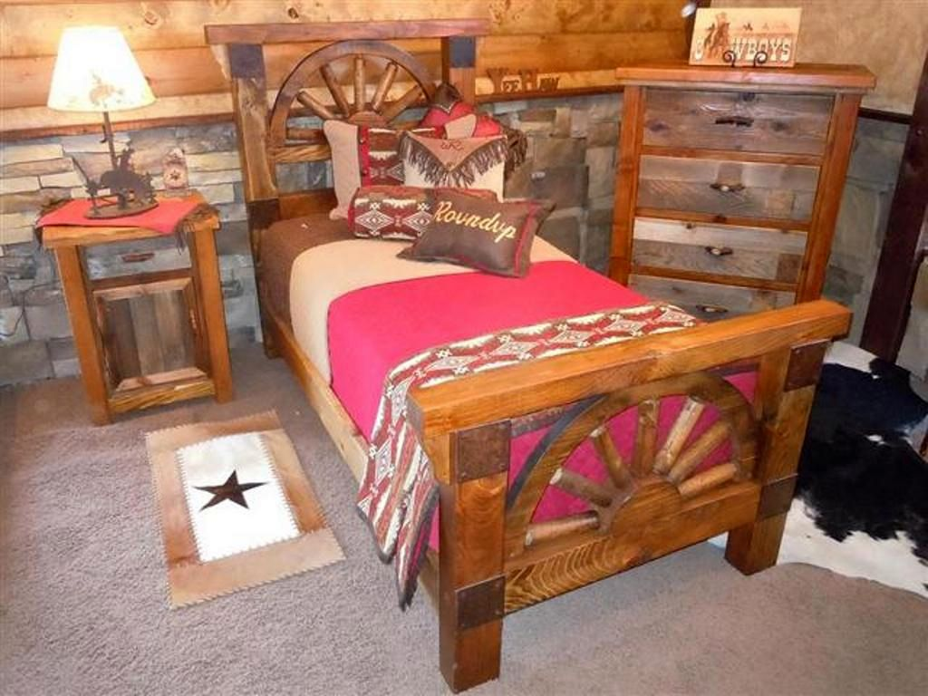 Marvelous photograph of rustic bed plans for teenagers with #BF0C32 color and 1024x768 pixels