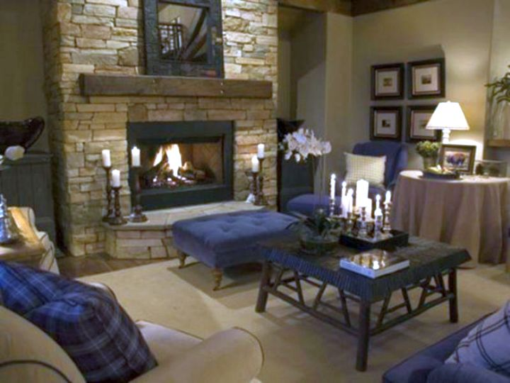 18 elegant modern rustic living room ideas for you to try for Rustic living room interior design