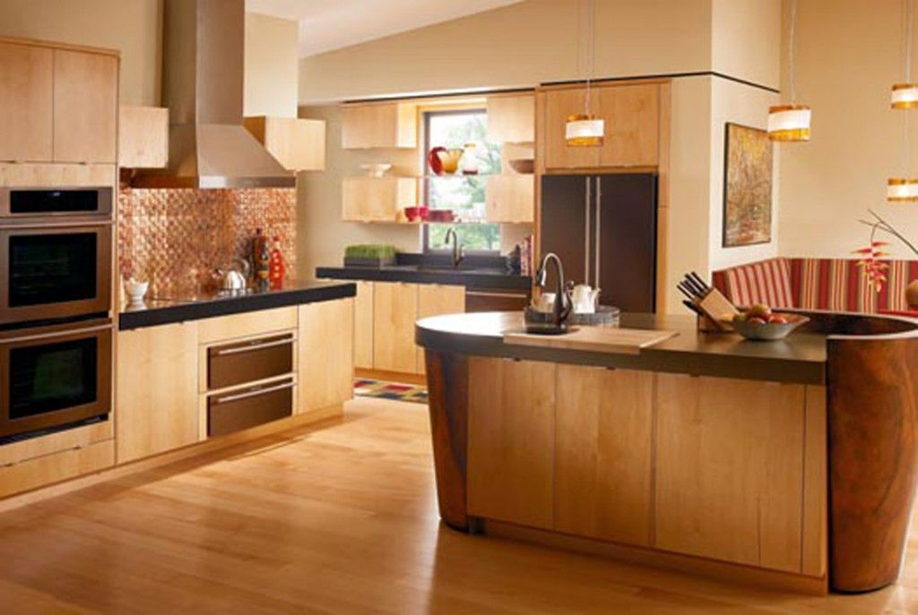20 popular paint colors for kitchen you must use - Rustic kitchen paint colors ...
