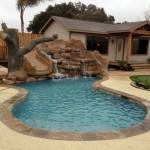 rustic tiny swimming pools